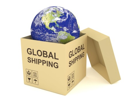 global retail shipping