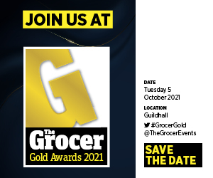 The Grocer Gold Awards 2021